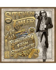 Somebody From Somewhere / CD