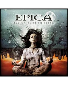 29169 epica design your universe cd symphonic metal