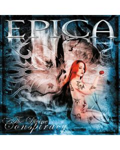 29170 epica the divine conspiracy cd symphonic metal