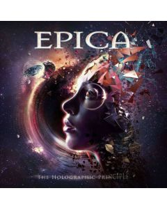 29350 epica the holographic principle cd symphonic metal
