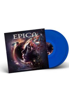 29353-1 epica the holographic principle blue 2-lp symphonic metal