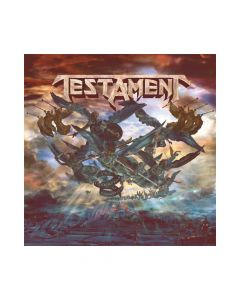 TESTAMENT - The Formation Of Damnation / CD