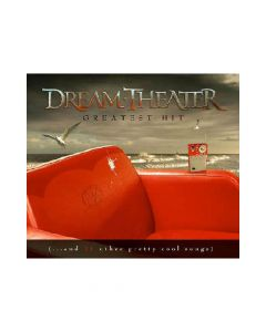 29498 dream theater greatest hits and 21 other pretty cool songs 2-cd digisleeve prog metal