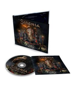 29551 sirenia dim days of dolor digipak cd gothic metal