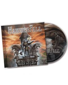 29649 hammerfall built to last cd power metal