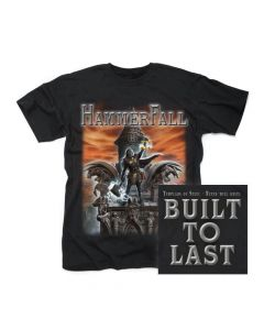 29665-1 hammerfall built to last t-shirt