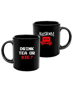 ALESTORM - Drink Tea Or Die / Mug