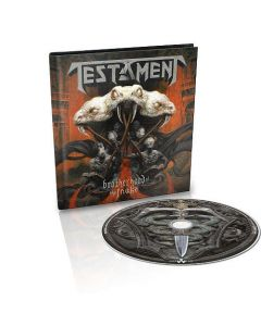 TESTAMENT - Brotherhood Of The Snake / Mediabook CD