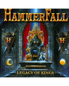 3085 hammerfall legacy of kings heavy metal