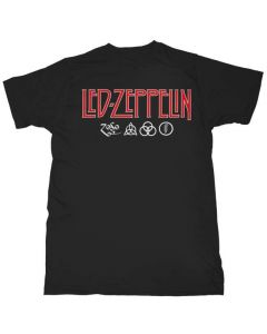 Led Zeppelin - Logo + Symbols