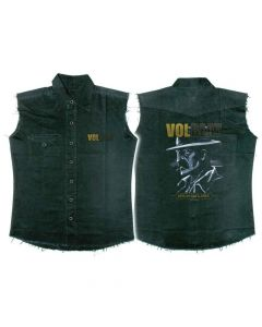 31787 volbeat outlaw gentlemen sleeveless work shirt