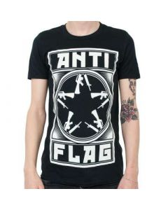ANTI-FLAG - New Gunstar / T-Shirt