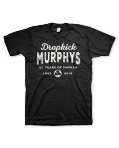 DROPKICK MURPHYS - 20 Years / T-Shirt