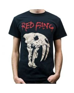 RED FANG - New Skull / T-Shirt
