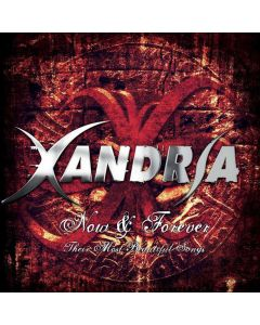 33243 xandria now & forever - their most beautiful songs cd symphonic metal
