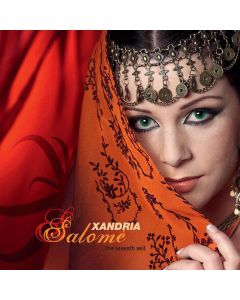 33244 xandria salomé - the seventh veil cd symphonic metal