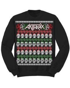 Skulls Christmas / Sweater
