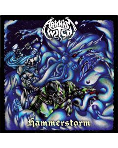 Hammerstorm / BLACK LP Re-Release