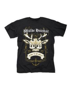 Born To Be Wüld T-shirt