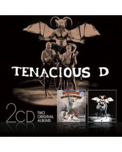 Tenacious D / The Pick Of Destiny / Slipcase 2-CD