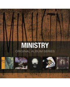 Original Album Series / 5-CD Box