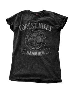 Forest Hills Vintage Snow Wash / Girlie Shirt
