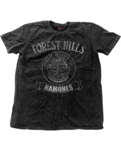 Forest Hills Vintage Snow Wash / T-Shirt