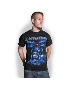 iron maiden final frontiert blue album spaceman shirt