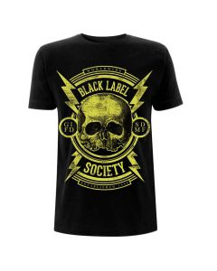 BLACK LABEL SOCIETY - Skull / T-Shirt
