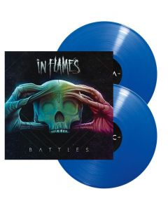 IN FLAMES - Battles / BLUE 2-LP Gatefold