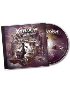 40336-1 xandria theater of dimensions cd symphonic metal