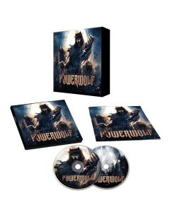 POWERWOLF - Blessed & Possessed - Tour Edition / Digipak 2-CD in Slipcase