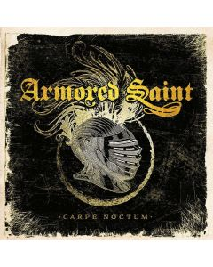 ARMORED SAINT - Carpe Noctem (Live 2015) / Digipak