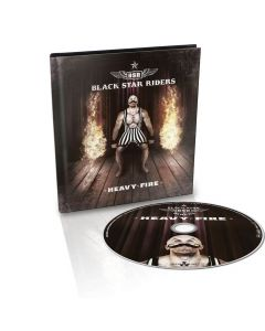 Heavy Fire Digibook CD
