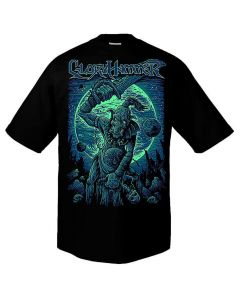 gloryhammer legend of the astral hammer shirt