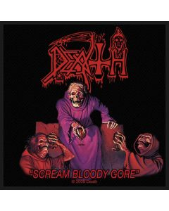 DEATH - Scream Bloody Gore / Patch