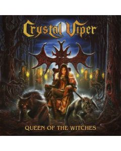 Queen Of the Witches / CD