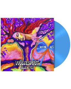 WOLVESPIRIT - Blue Eyes / LIGHT BLUE LP