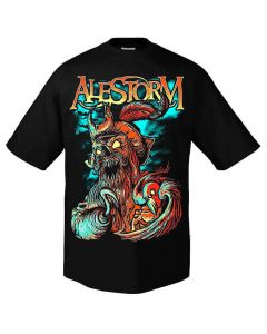 alestorm get drunk or die shirt