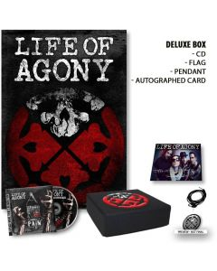42064 life of agony a place where there's no more pain deluxe box groove metal