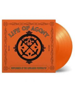42275 life of agony unplugged at lowlands 97 orange 2-lp groove metal