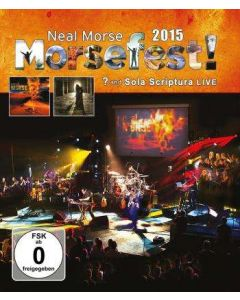 "Morsefest 2015 - ""Sola Scriptural"" and ""?"" Live / BLURAY"