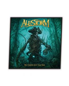 alestorm no grave but the sea patch