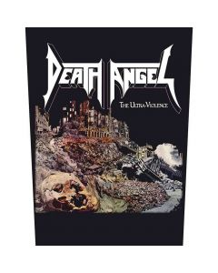 42534 death angel the ultra violence backpatch