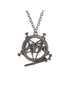 ALCHEMY ROCKS - SLAYER - Pentagram / Pendant