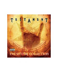 testament the spitfire collection cd