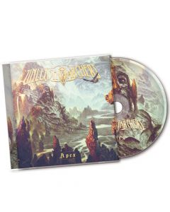 42912 unleash the archers apex cd heavy metal