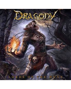 draogony lords of the hunt cd