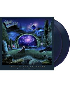 Awaken The Guardian - Live /  STEEL BLUE MARBLED 2-LP