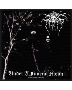 DARKTHRONE - Under A Funeral Moon / Patch